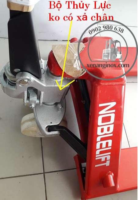 Bơm thuỷ lực xe nâng tay NOBLELIFT