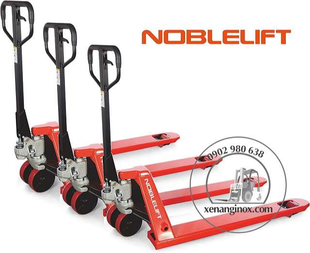 xe nâng tay Noblelift 2500kg