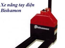 XE NÂNG TAY ĐIỆN THẤP 1,5 TẤN BISHAMON